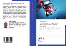 Hydratation et propriétés mécaniques du Stratum Corneum kitap kapağı