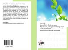 Inégalités de type von Neumann, image numérique de rang supérieur kitap kapağı