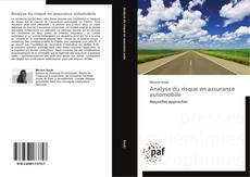 Borítókép a  Analyse du risque en assurance automobile - hoz