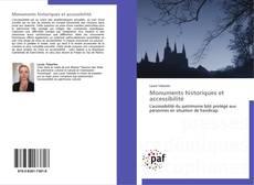 Bookcover of Monuments historiques et accessibilité
