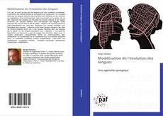 Bookcover of Modélisation de l'évolution  des langues