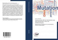Bookcover of Modulation de la résistance aux glycopeptides chez les entérocoques
