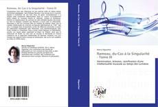 Bookcover of Rameau, du Cas à la Singularité  - Tome III