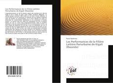 Portada del libro de Les Performances de la Filière Laitière Periurbaine de Kigali (Rwanda)