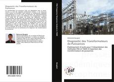 Bookcover of Diagnostic des Transformateurs de Puissances