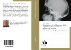Régulation physiologique de la vigilance chez l'homme的封面