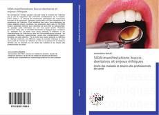 Capa do livro de SIDA:manifestations bucco-dentaires et enjeux éthiques
