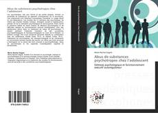 Buchcover von Abus de substances psychotropes chez l'adolescent