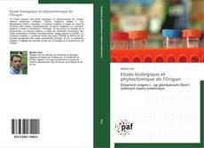 Etude biologique et phytochimique de l'Origan的封面