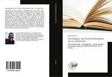 Обложка Stratégies de fictionnalisation de la calomnie