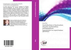 Borítókép a  Contribution à l'évaluation d'outils multimédias pédagogiques - hoz