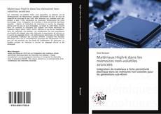 Couverture de Matériaux High-k dans les mémoires non-volatiles avancées