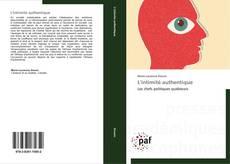 Capa do livro de L'intimité authentique