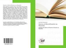 Borítókép a  Genre et Microfinance au Rwanda - hoz