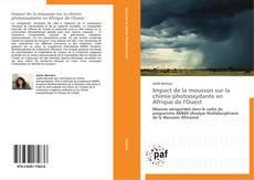 Portada del libro de Impact de la mousson sur la chimie photooxydante en Afrique de l'Ouest