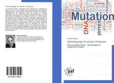 Copertina di Génotypage et essais cliniques
