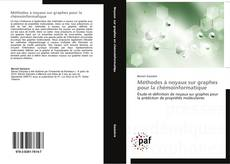 Buchcover von Méthodes à noyaux sur graphes pour la chémoinformatique