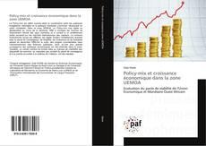 Couverture de Policy-mix et croissance économique dans la zone UEMOA