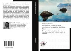Bookcover of Variabilité climatique et ressources en eau au Burkina Faso