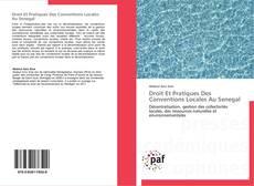 Bookcover of Droit Et Pratiques Des Conventions Locales Au Senegal