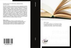 Bookcover of Codification et droit des collectivités territoriales