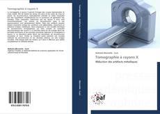 Tomographie à rayons X kitap kapağı