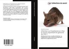 Bookcover of Infection au Cryptococcus chez la souris exprimant le génome du VIH-1