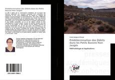 Bookcover of Prédétermination des Débits dans les Petits Bassins Non Jaugés