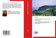 Capa do livro de Le Early Middle Stone Age d'Éthiopie