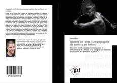 Buchcover von Apport de l'électromyographie de surface en tennis