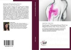Bookcover of Hydrogel Thérapeutique Pour La Régéneration Du Tissu Osseux