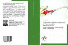 Buchcover von Les petites villes de la périphérie de Tunis face à la métropolisation