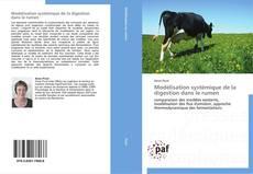 Copertina di Modélisation systémique de la digestion dans le rumen