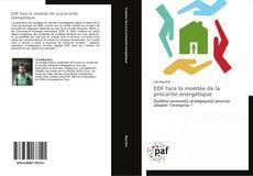 Capa do livro de EDF face la montée de la précarité énergétique