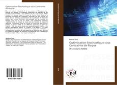 Bookcover of Optimisation Stochastique sous Contrainte de Risque
