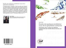 Capa do livro de Études de quelques problèmes issus de la géométrie conforme
