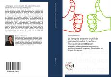 Capa do livro de La langue comme outil de prévention des troubles musculosquelettiques