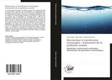 Bookcover of Bioréacteur à membranes immergées : traitement de la pollution azotée