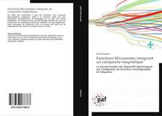 Couverture de Fonctions Microondes integrant un composite magnétique