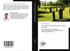 Buchcover von Les stèles funéraires de la Syrie du Sud