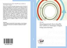 Capa do livro de Développement d'un chauffe-eau solaire à stockage intégré