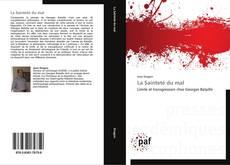 Portada del libro de La Sainteté du mal