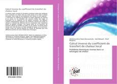 Capa do livro de Calcul inverse du coefficient de transfert de chaleur local