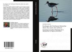 Обложка Ecologie de l'échasse blanche dans les oasis du Sahara