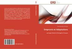 Copertina di Emprunts et Adaptations