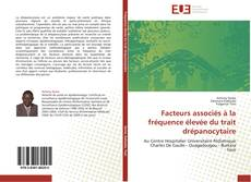 Capa do livro de Facteurs associés à la fréquence élevée du trait drépanocytaire
