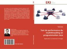 Couverture de Test de performance du multithreading en programmation Java