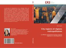 Buchcover von City-regions et régions métropolitaines