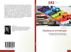 Couverture de Psychose et art-thérapie