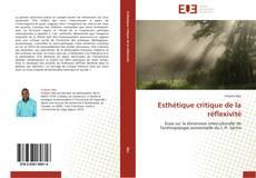 Bookcover of Esthétique critique de la réflexivité